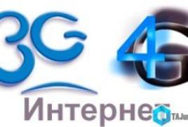 Подключение высокоскоростного 3G/4G интернета в Рязани и Рязанской области